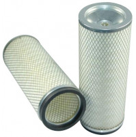 Air Filter For CATERPILLAR 6 N 6072 and  VOLVO  4881175, 48811756  - Dia. 220 mm - SA10833 - HIFI FILTER